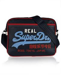 alumni bag superdry mash up alumni bag men s bags