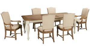 kincaid elise elise 7 piece dining set jordan u0027s furniture