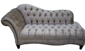 Tufted Chaise Lounge Ivory Tufted Velvet Chaise U2013 Chic Design U0026 Events