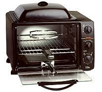 Breville Compact Smart Toaster Oven Bov650xl Breville The Compact Smart Oven Page 1 U2014 Qvc Com