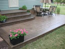 Sted Concrete Patio Designs Collection Of 1000 Images About Concrete On Pinterest Concrete