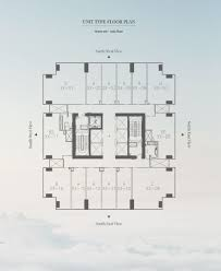 unit floor plans u2013 pollux sky suites