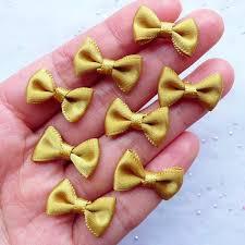 ribbon bows small satin ribbon bows fabric bow wedding card