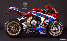 martini design mv agusta f3 martini samuxx design