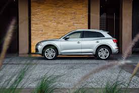Audi Q5 New Design - first drive 2018 audi q5