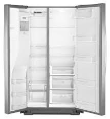kenmore elite 51163 26 cu ft side by side refrigerator