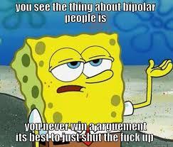 Bipolar Meme - jarid parisi s funny quickmeme meme collection