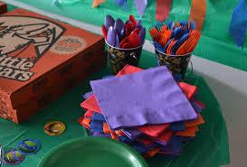 teenage mutant ninja turtles home decor teenage mutant ninja turtle birthday party building our story