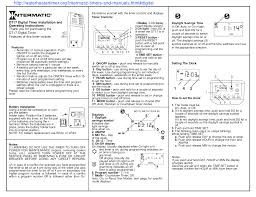 intermatic light timer manual download free pdf for intermatic dt17 timers other manual
