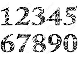 chocolate martini clipart números del 0 al 9 fondo blanco 0 1 2 3 4 5 6 7 8 9 el mundo