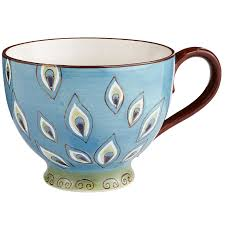 Peacock Pillow Pier One by Peacock Mug Pier 1 Imports