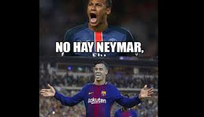 Neymar Memes - neymar ya es del psg los mejores memes que dejó el fichaje del