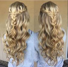 updos for long hair with braids most hair cut plus blonde braid prom formal hairstyle half up long