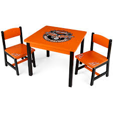 kidkraft harley davidson table u0026amp 2 chair set 10212 walmart com