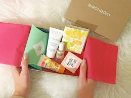birchbox a unique and exciting holiday gift idea a side of vogue