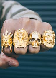 rings fashion gold images Such unique and edgy rings affordable luxury pinterest jpg