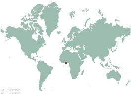 togo location on world map places in togo find information on all places in togo togo