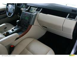 range rover dashboard 2006 land rover range rover sport supercharged ivory dashboard