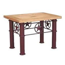 rustic pine end table shop million dollar rustic texas star natural pine end table at