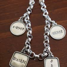 name charms 19 best sted personalized charm bracelet gifts images on