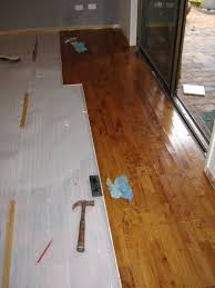 Leveling Floor For Laminate Once Level And Dry Carpet Call Installers Can Lay The Timber