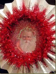 diy vintage santa ornament favecrafts
