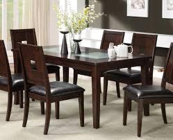 dark wood dining room sets oak dining room table linden oak dining room furniture round