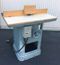 woodworking machinery ebay