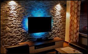 steinwand im wohnzimmer preis visuelle hilfe steinwand wohnzimmer braun im preis babblepath