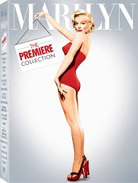 amazon com marilyn monroe the premiere collection marilyn