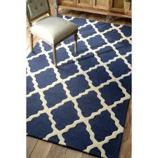 decor living room design with navy white area rugs for navy blue