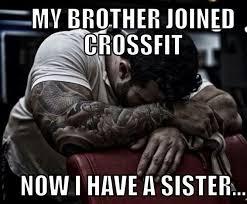 Funny Crossfit Memes - crossfit meme google search funny sport meme pinterest