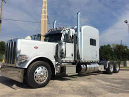 peterbilt air cleaner lights 2016 metallic silver pearl peterbilt 389 single bunk owner operator