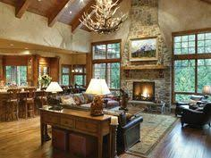 Transitional Decorating Style Photos - a transitional style great room by