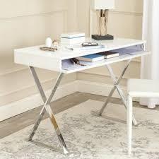 Small White Writing Desk Narrow Writing Desk Wayfair