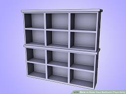 Teen Bookcase How To Redo Your Bedroom Teen Girls With Pictures Wikihow