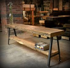 salvaged wood salvaged wood and recycled iron a frame benches all things wood