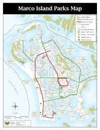 marco island florida map city of marco island fl find a park map