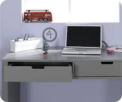 bureau enfant gris bureau enfant gris achat vente bureau chambre enfant com