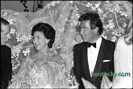 Princess Margaret Visits Lexington 1974 Kentucky Photo Archive
