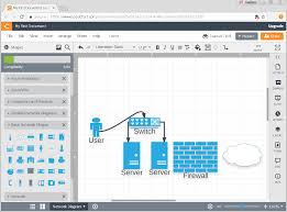 Free Visio Stencils For Home Design 5 Free Network Diagram Tools To Get Your Networks In Shape