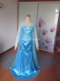 popular elsa halloween costume women buy cheap elsa halloween