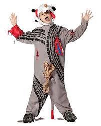 Boys Kids Halloween Costumes Amazon Rasta Imposta Boys Road Kill Costume Toys U0026 Games