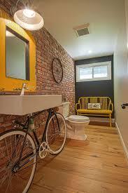 Powder Room Film Rugged And Ravishing 25 Bathrooms With Brick Walls