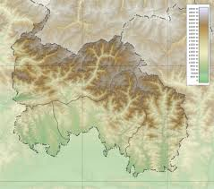 south ossetia map maps of south ossetia detailed map of south ossetia in