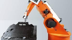 co2 laser robots kuka ag