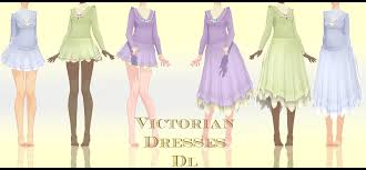 victorian dresses dl by crystallyna on deviantart