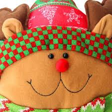 aliexpress com buy selling pillow case christmas elk sofa