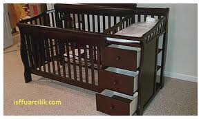 4 In 1 Baby Crib With Changing Table Baby Cribs With Changing Table 4 In 1 Convertible Crib And Changer