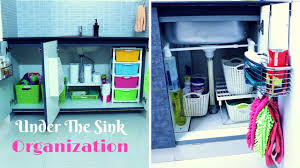 the kitchen sink cabinet organization how to organize the kitchen sink cabinet